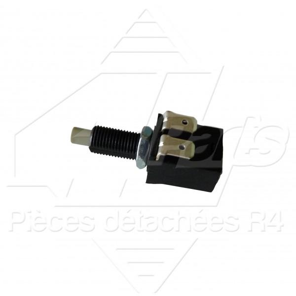interrupteur ou contacteur de feux stop mecanique modele 1 4l parts. Black Bedroom Furniture Sets. Home Design Ideas