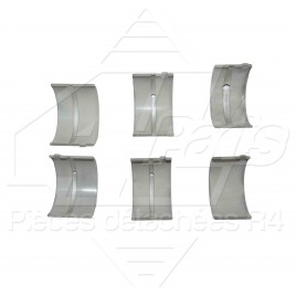 coussinets paliers vilebrequin 4l parts. Black Bedroom Furniture Sets. Home Design Ideas