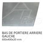 PANNEAU DE PORTE ARRIERE GAUCHE