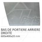 PANNEAU DE PORTE ARRIERE DROIT