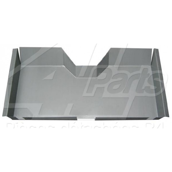 Plancher interieur avant 4l parts for Interieur 4l