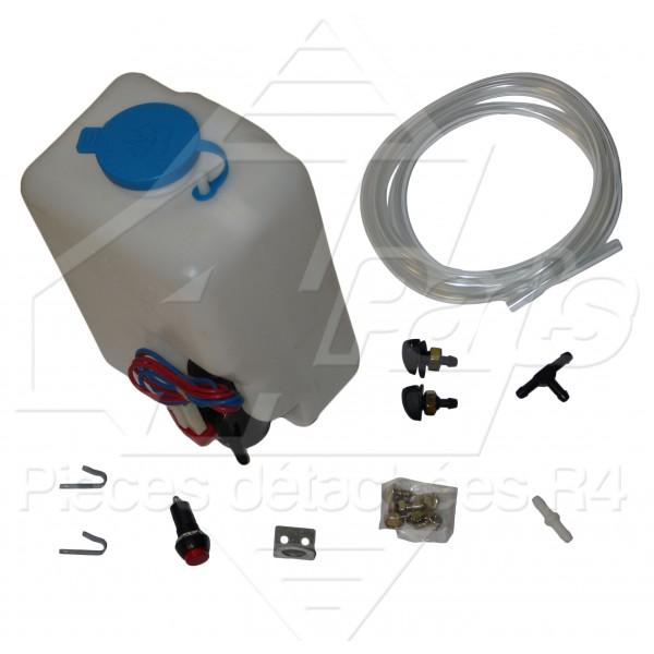 kit pompe lave glace electrique avec bidon 4l parts. Black Bedroom Furniture Sets. Home Design Ideas