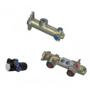 Maîtres cylindres / correcteur de freinage