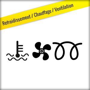 Refroidissement / Chauffage / Ventilation