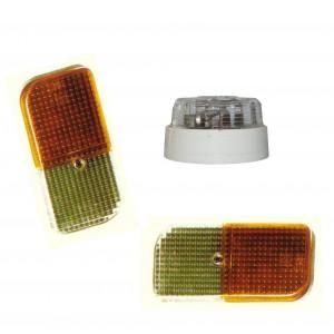 Clignotants / plafonniers / éclaireurs de plaque