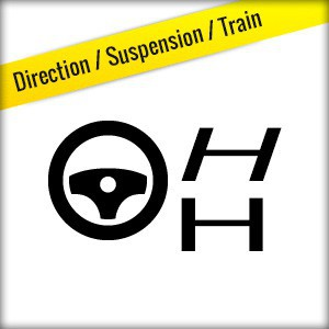 Direction / Suspension / Train