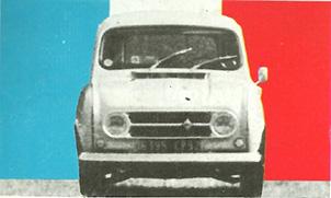 4L fleuron de l'industrie automobile française