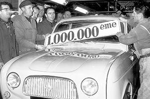 1000000ème 4L