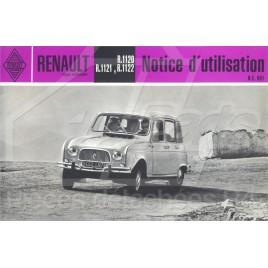 NOTICE ENTRE 1961 ET 1963 A LA CONSULTATION