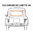 CLEF CHROME DE LUNETTE AR