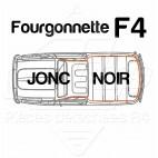 JONC NOIR TOUR DE TOIT R4 4L F4