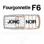 JONC NOIR TOUR DE TOIT R4 4L F6