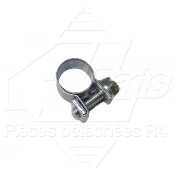 COLLIER POUR DURITE A CARBURANT DIAMETRE 8 à 12mm