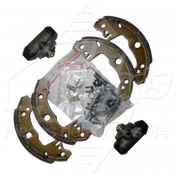 ADL ADS74324 Disque de frein arrière