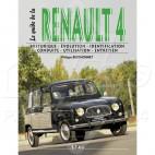 """LIVRE """"LE GUIDE DE LA RENAULT 4"""""""