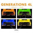 "LIVRE ""GENERATION 4L"""
