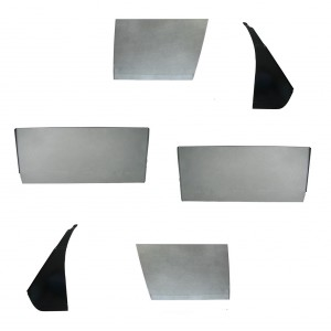Panneaux de portes et panneaux latéraux